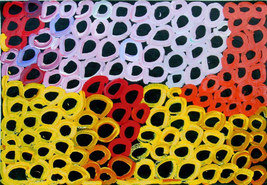 Minni Motorcar Pwerle painting