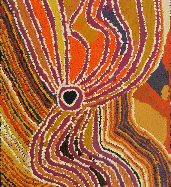 Aboriginal art exhibitions